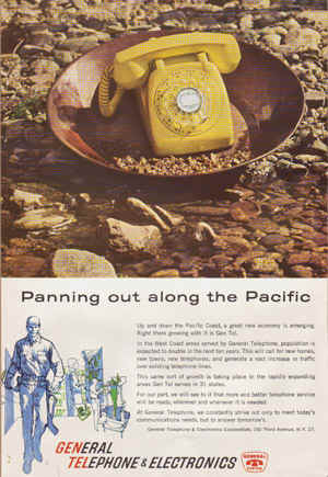 1960 General Telephone - Click Image to Close