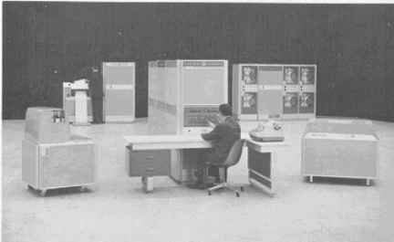 ge 225 mainframe computer