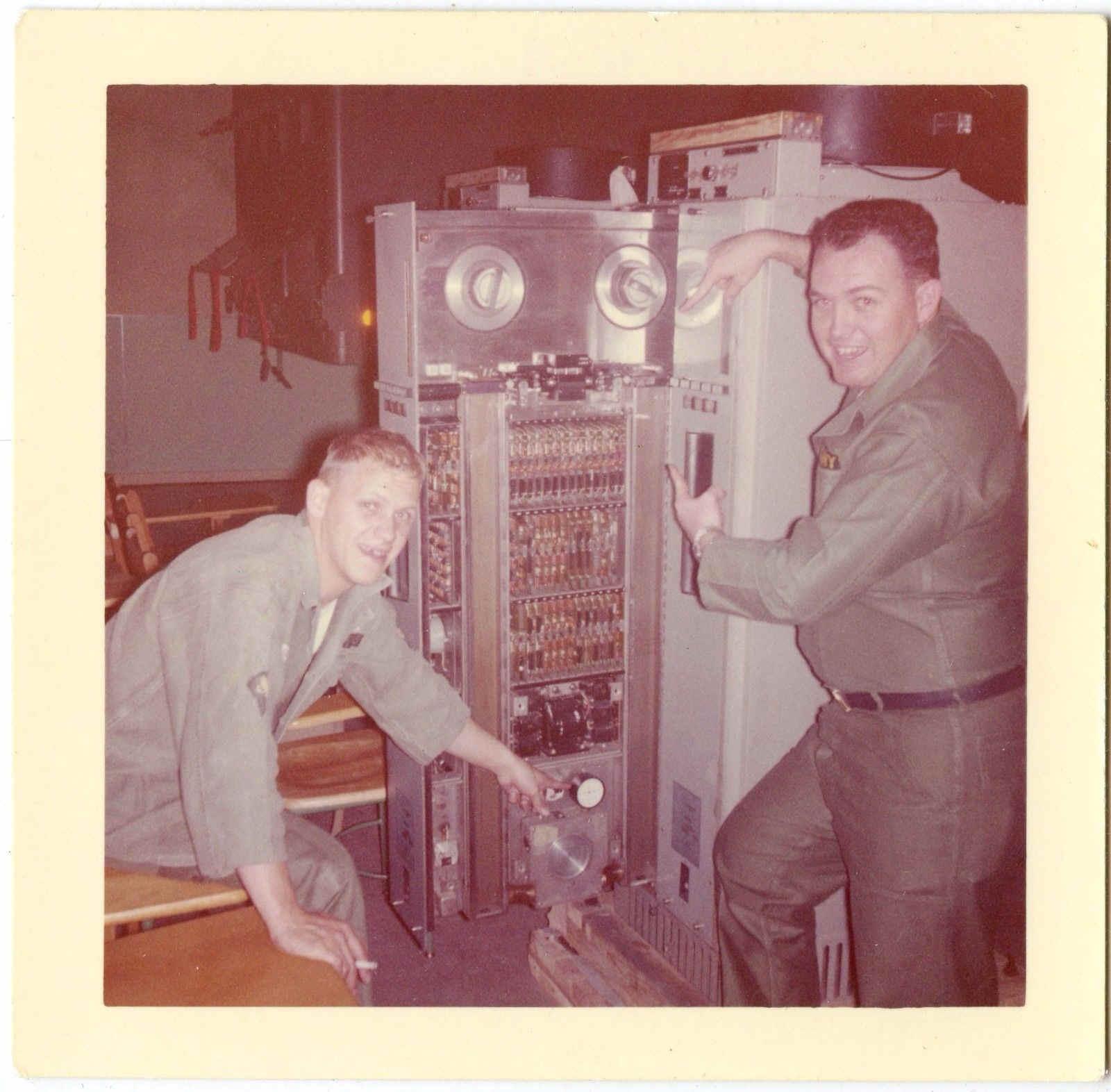 Military Teleprinters