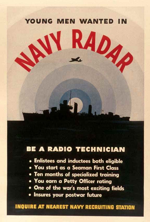 McMahon's Radars!
